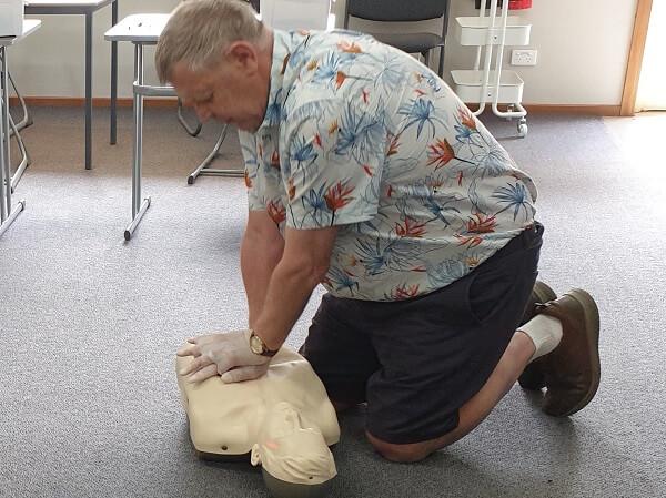 Actual CPR